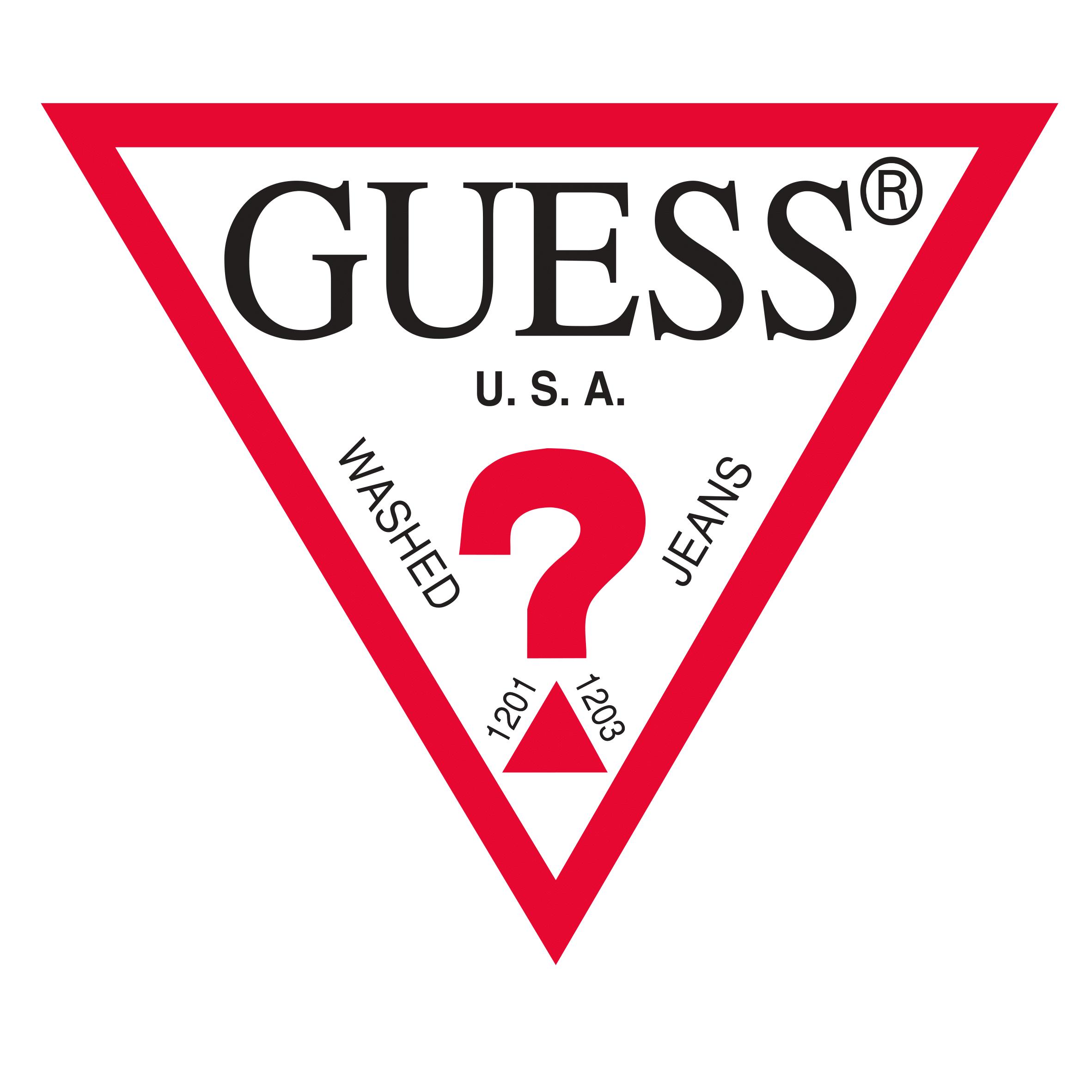 Logo GUESS triangulo–1