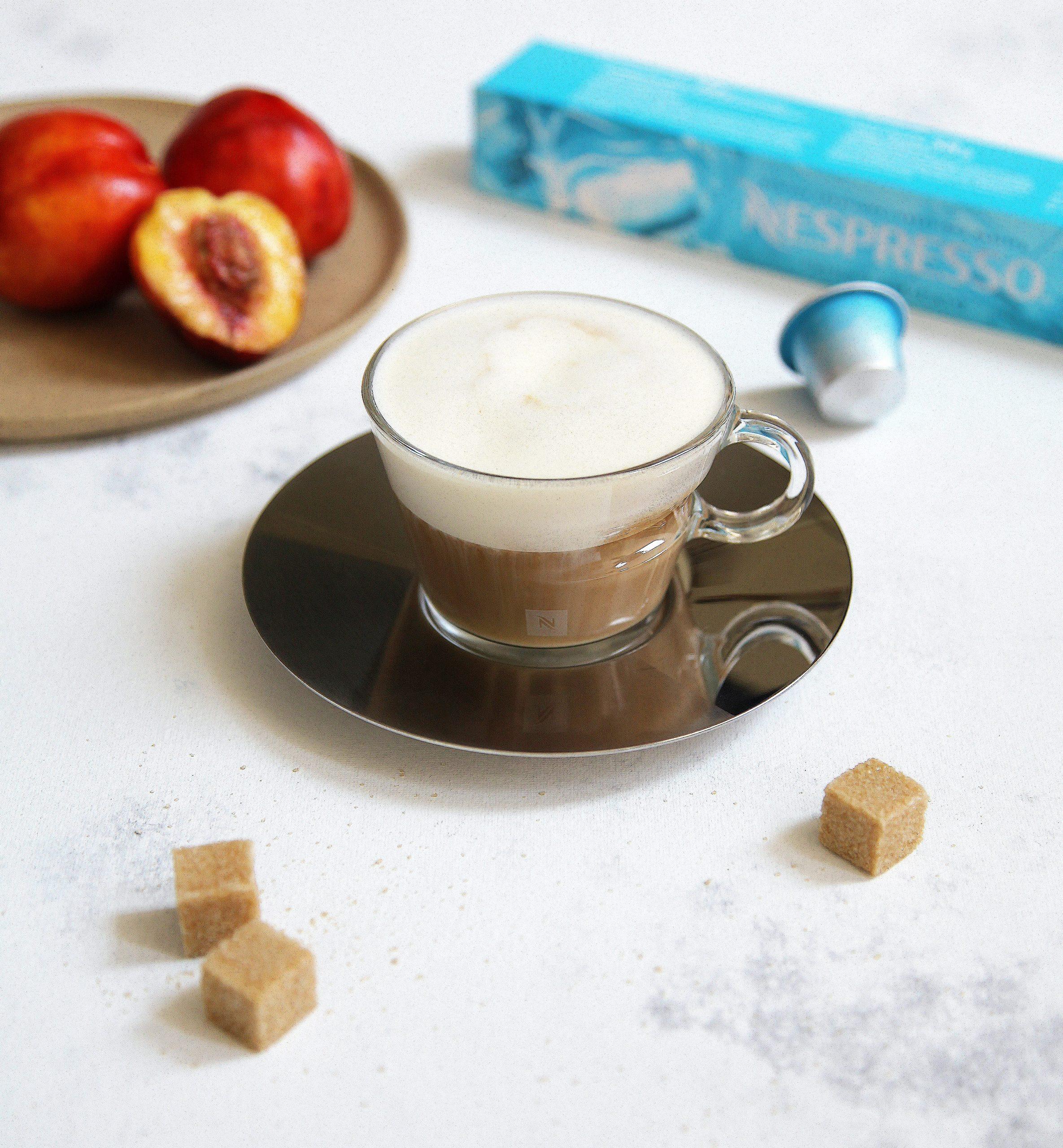Cappucino Iced Peach2